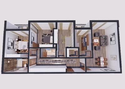 Dodona Tipi E1 116.2 m2