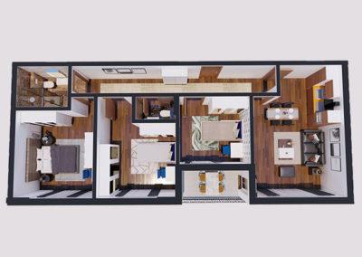 Dodona Tipi H 93.4 m2